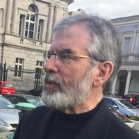 Gerry Adams: People who were involved in the IRA are not criminals