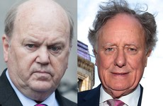 'I don't like the fella': Michael Noonan definitely won't go on Vincent Browne
