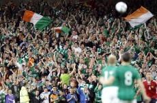 Gallery: Ireland seal Euro 2012 play-off spot