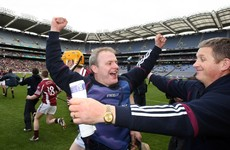 Ratified! Galway confirm Micheál Donoghue as new hurling boss