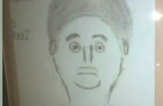 This witness sketch actually helped catch a suspect in a US case