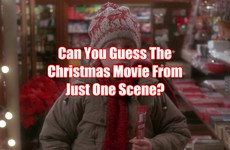 Can You Guess The Christmas Movie From Just One Scene?