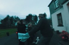 Aer Lingus brought these Irish people home for a lovely surprise visit this Christmas