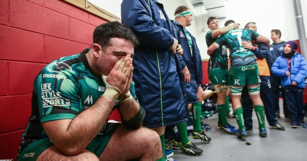 Collisions, kids and Connacht are class: A dozen great images from the Pro12 year