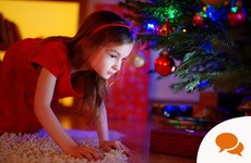 In a grown-up world, what can we learn from our kids at Christmas?