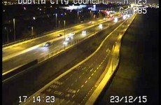 Traffic is moving again on the N7 but still expect delays
