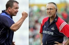 Davy Fitz and John Allen ratified in Clare and Limerick