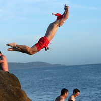 Swimmers warned that full moon will make Christmas Day swims more hazardous