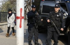 Irish embassy warns of security threat in Beijing this Christmas