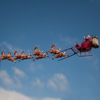 It's almost time - Santa Claus cleared to fly in Irish airspace