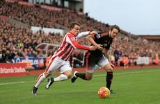 As it happened: Stoke City v Man United, Premier League