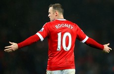 'Louis van Gaal wrong to drop Wayne Rooney'