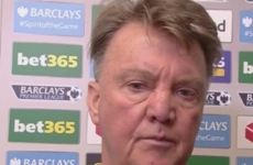'We wait and see' - Louis van Gaal admits future is uncertain following loss at Stoke