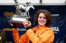 22-year-old female jockey makes British horse racing history