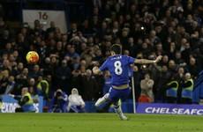 A John Terry-esque penalty denied Chelsea a win today