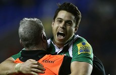 London Irish end six game pointless run in the most dramatic fashion