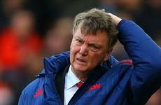 Van Gaal: I'm running out of ideas to help Man Utd stars