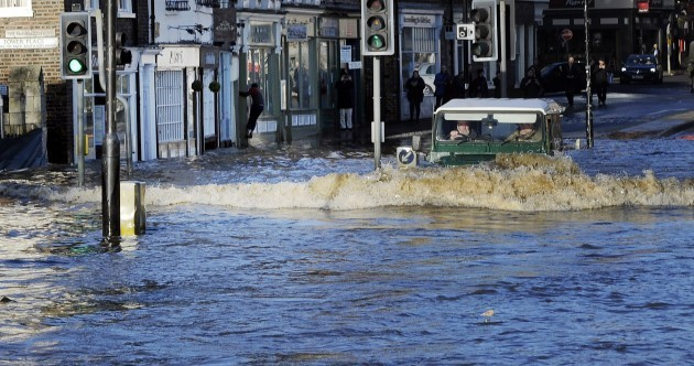 Hundreds of troops deployed as UK hit by 'unprecedented' flooding