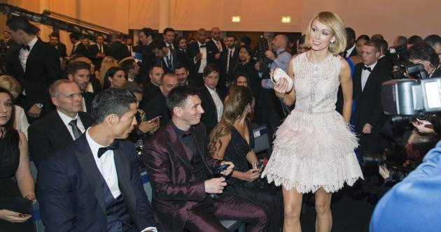 Ronaldo meets Stephanie Roche and 45 more of the best Irish sports pics from 2015