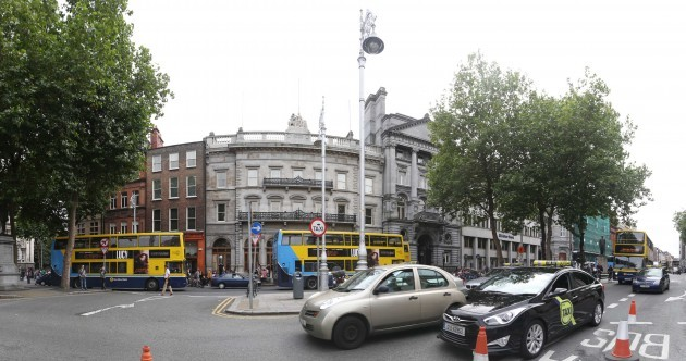 Will buses be banned from one of Dublin's busiest junctions?