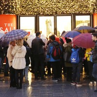 The post-Christmas sales are a 'mixed bag' for Irish retailers