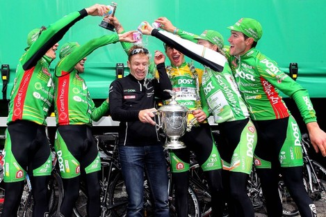 The An Post Sean Kelly team enjoyed a highly successful year.