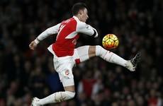 'Complete Mesut Ozil has shades of Dennis Bergkamp'