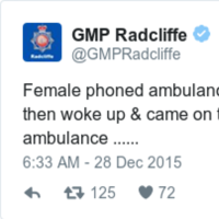 This might be the most mortifying 999 call ever