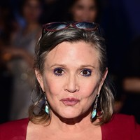 Carrie Fisher brilliantly shut down body shamers who said she hadn't aged well