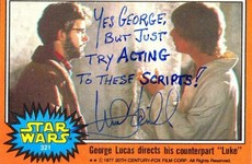 Mark Hamill is personally verifying his autographs, and they're hilarious