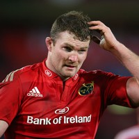 Donnacha Ryan set for knee scan as Munster wait on Conor Murray's hip injury