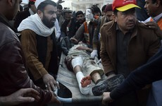Taliban suicide bomber kills 26 in Pakistan