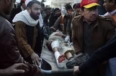 Taliban suicide bomber kills 26 in Pakistan