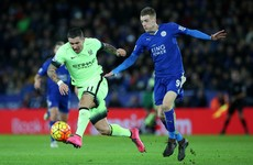As it happened: Leicester City v Manchester City, Premier League