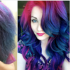 This stylist's before and after selfie about beauty standards has gone super viral