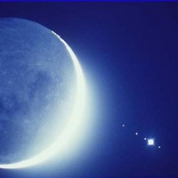 Spectacular sights due as Jupiter and the Moon come together