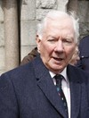 """Gay Byrne """"recovering well"""" following heart attack"""