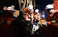Eight pulled to safety after deadly mine collapse that registered as an earthquake