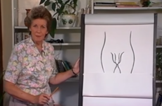 This 1980s Catholic Irish sex education video for girls is beyond parody