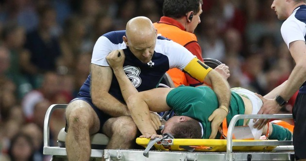 'It wouldn't happen again in 1,000 tries': O'Donnell on the freak injury that ruined his World Cup