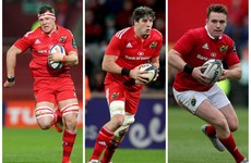Munster tie down Robin Copeland and Dave O'Callaghan to new contracts