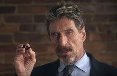The man behind McAfee wants to remove passwords from the equation
