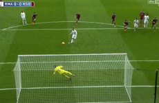 Cristiano Ronaldo doesn't miss many penalties - but when he does, he really misses