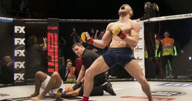 This day in 2012 saw the KO win that earned Conor McGregor a UFC contract