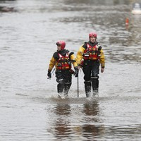 10 adults and two children rescued from bus caught in severe floodwater in Scotland