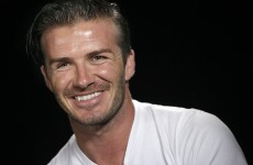 Beckham would 'love' United sporting director role