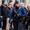 Six arrested in Belgium and armed officers' leave cancelled in London ahead of NYE