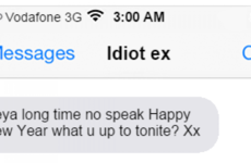 9 texts every Irish person has received on New Years
