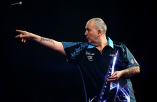 Phil 'The Power' Taylor stunned in World Darts Championship