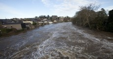 River levels are being watched closely as towns begin flood clean-ups